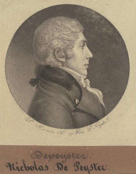 Nicholas de Peyster, Jr.