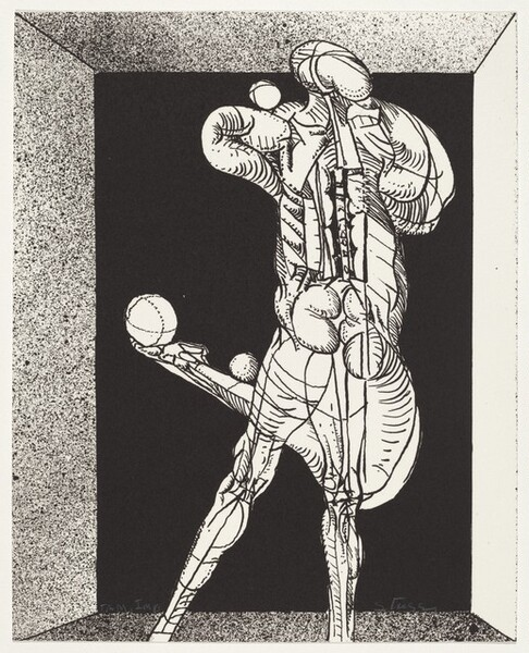 Untitled (Family of Acrobatic Jugglers I)