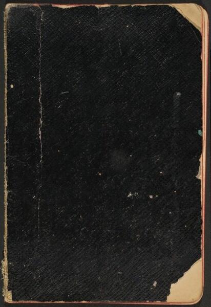 Beckmann Sketchbook 17
