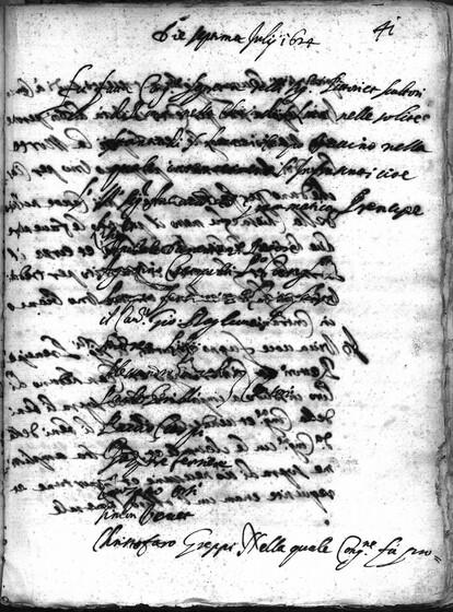 ASR, TNC, uff. 15, 1623, pt. 3, vol. 97, fol. 41r