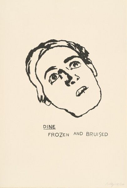 Dine: Frozen and Bruised