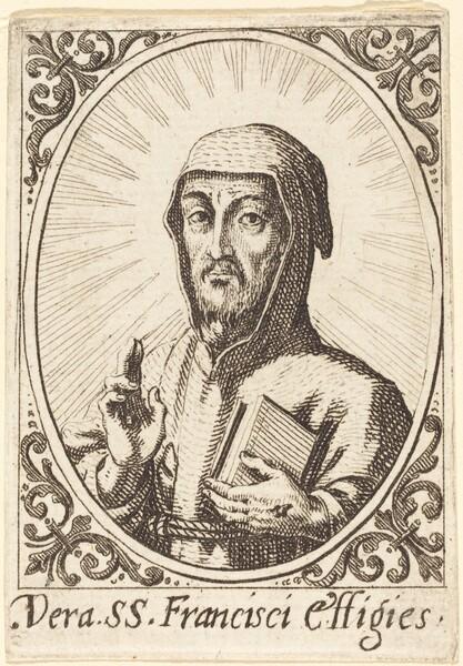 The True Effigy of Saint Francis