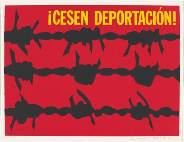 ¡Cesen Deportación!