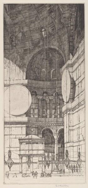 Aya Sophia, Constantinople