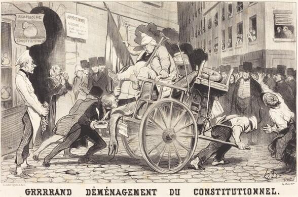 Grrrrand Déménagement du Constitutionnel
