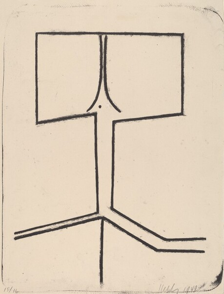 Untitled (Music Stand)