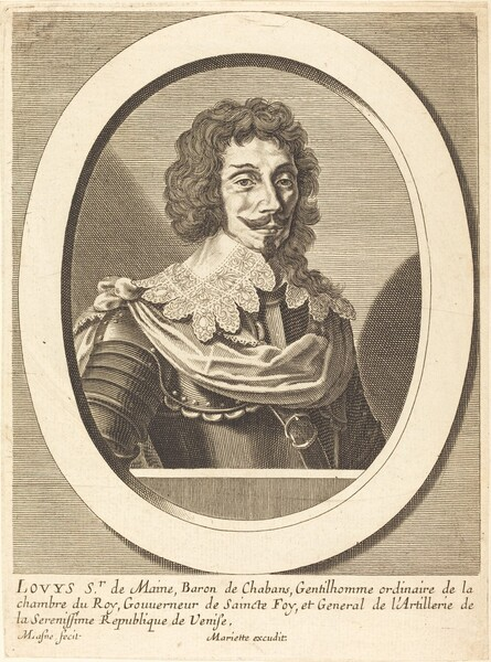 Louis Sieur de Maine
