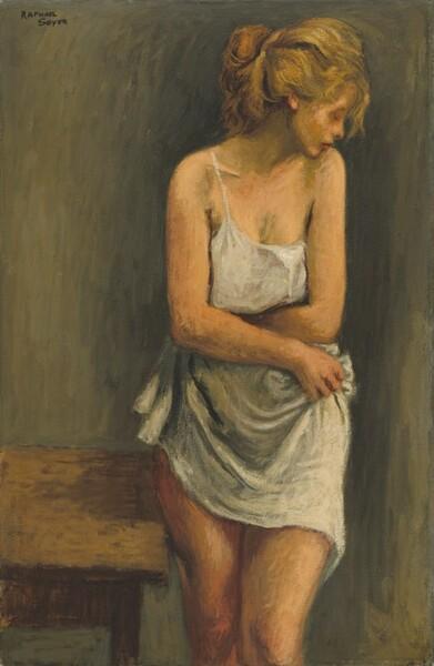 Blond Figure