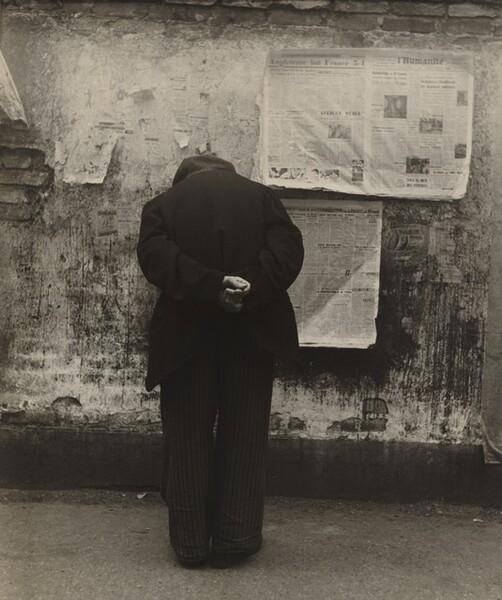 The Reading Wall, Paris