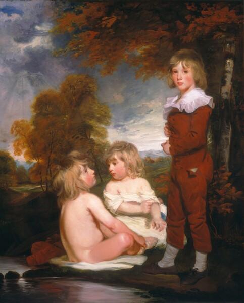 The Hoppner Children
