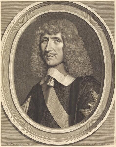 Leon-Bouthillier, Comte de Chavigny