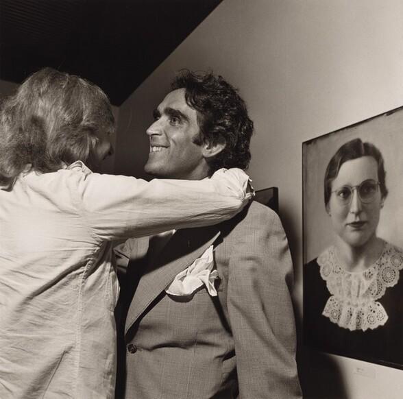 Gallery Opening, New York City