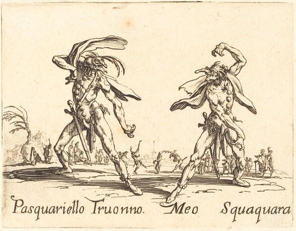 Pasquariello Truonno and Meo Squaquara