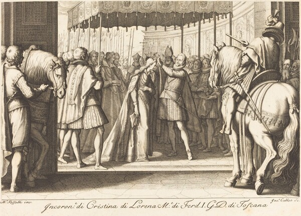 Crowning of the Grand Duchess