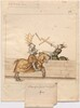 Freydal, The Book of Jousts and Tournament of Emperor Maximilian I: Combats on Horseback (Jousts)(Volume II): Friedrich von Horn Plate 98