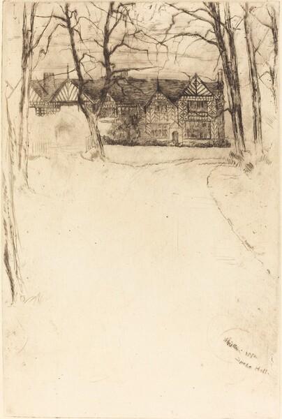 Speke Hall, No.1