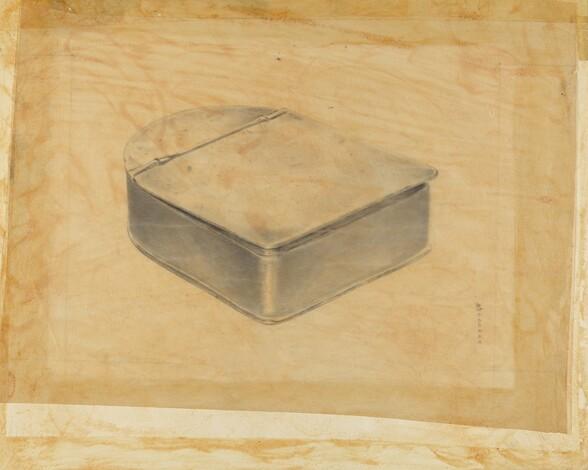 Pewter Box
