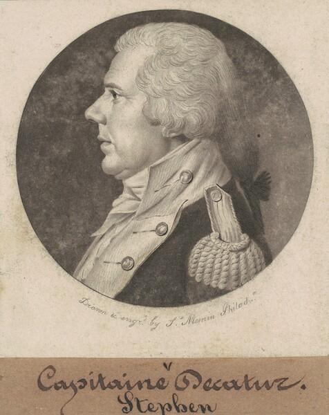 Stephen Decatur, Sr.