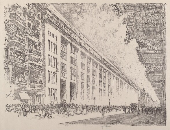Mid-day, General Electric Works, Berlin