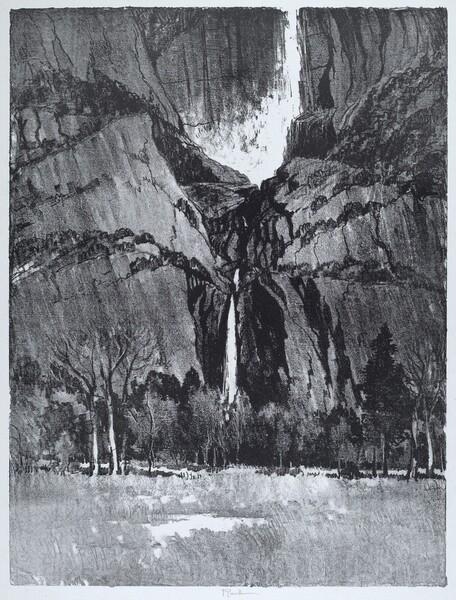 Lower Falls, Yosemite
