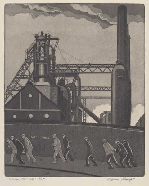 Chicago Steel Mills