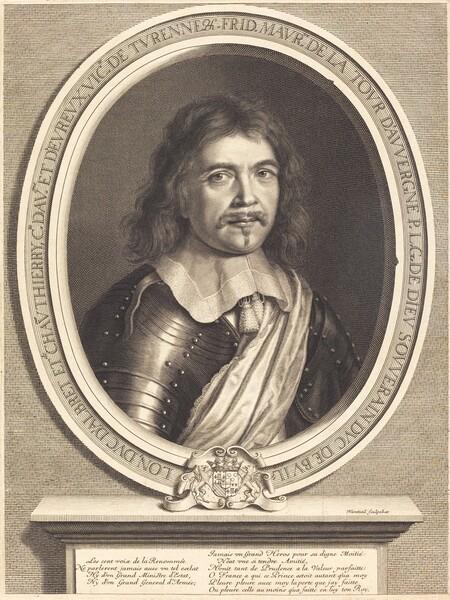 Frederic-Maurice, Duc de Bouillon