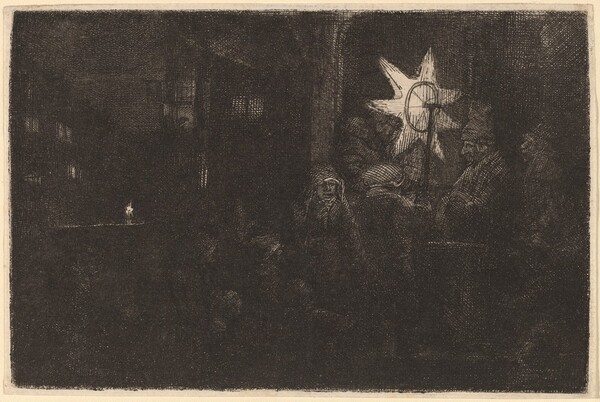 The Star of the Kings: a Night Piece