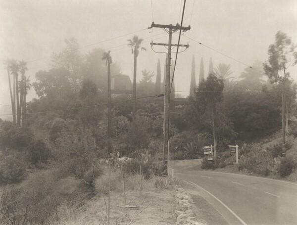 Saddle Peak Road, Topanga