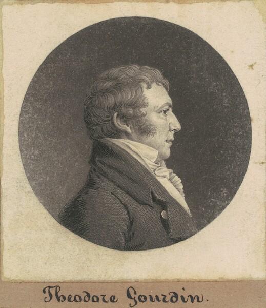 Theodore Gourdin