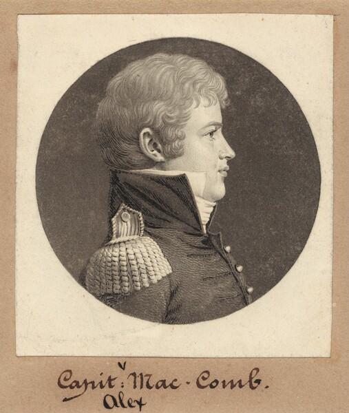 Alexander Macomb, Jr.