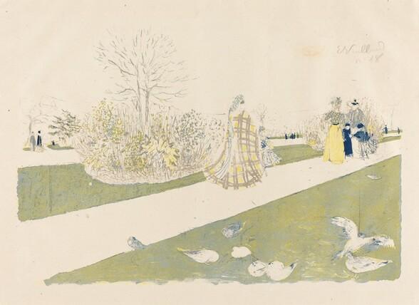 The Tuileries Garden (Le jardin des Tuileries)