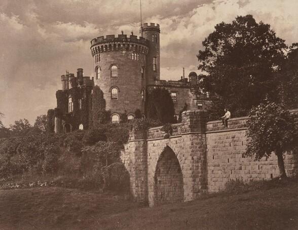 Tullichewan Castle, Vale of Leven, Scotland