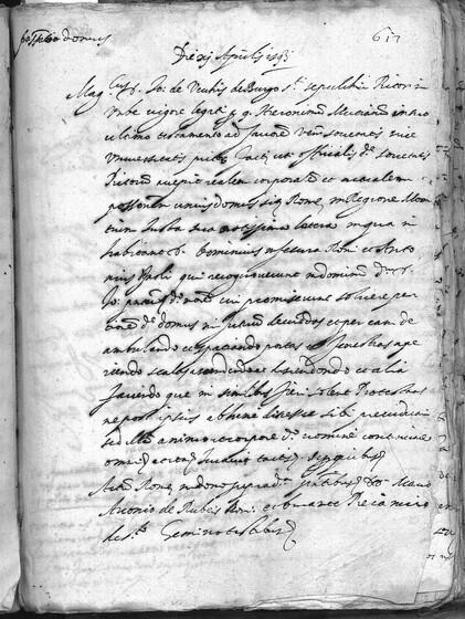 ASR, TNC, uff. 11, 1593, pt. 1, vol. 25, fol. 617r