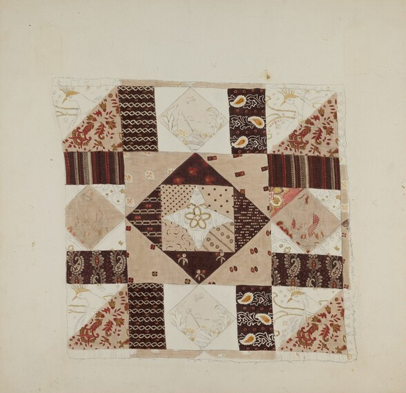 Printed Cotton (Quilt)