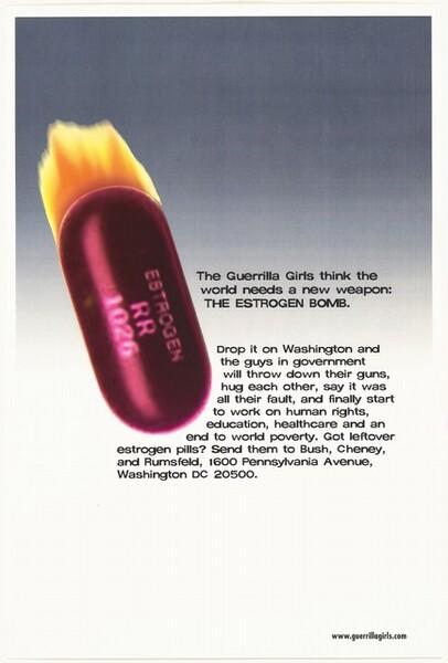 The Estrogen Bomb