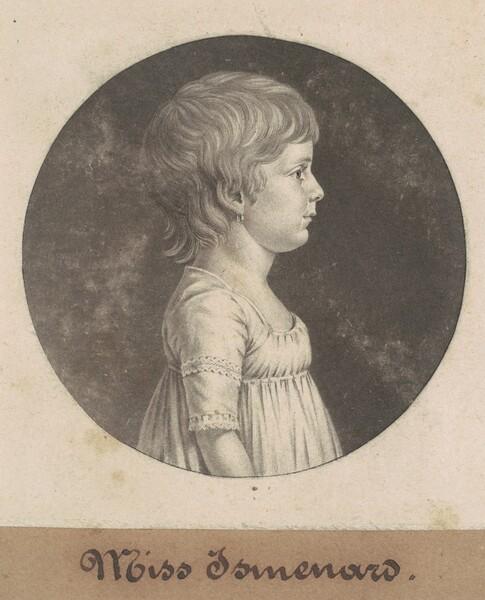 Miss Ismenard