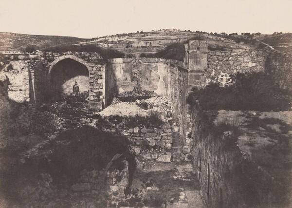 Jérusalem: Église de Sainte Marie Madeleine (Jerusalem: Church of St. Mary Magdalene)