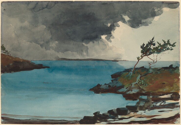 Winslow Homer, The Coming Storm, 1901