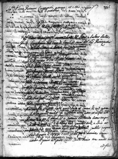 ASR, TNC, uff. 15, 1623, pt. 1, vol. 95, fol. 321r