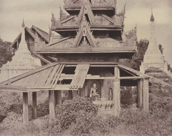 Tsagain Myo: Ruined Tazoung