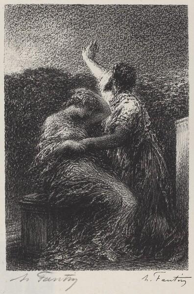 Le Mage Balthazar et Fatime