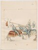 Freydal, The Book of Jousts and Tournaments of Emperor Maximilian I: Combats on Horseback (Jousts)(Volume I): Plate 75