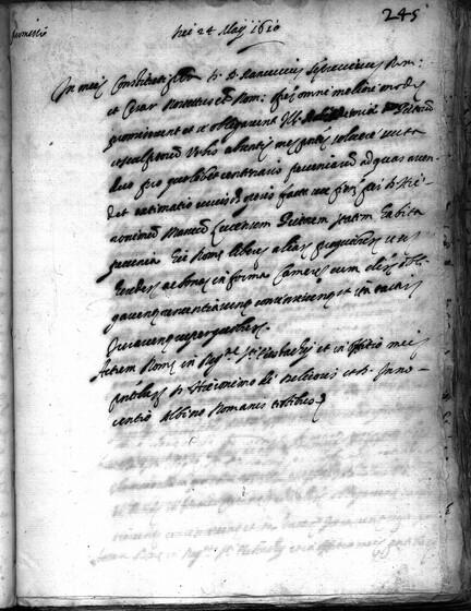 ASR, TNC, uff. 15, 1610, pt. 2, vol. 48, fol. 245r