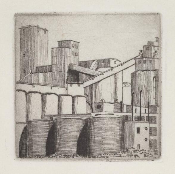 Industrial Landscape #52