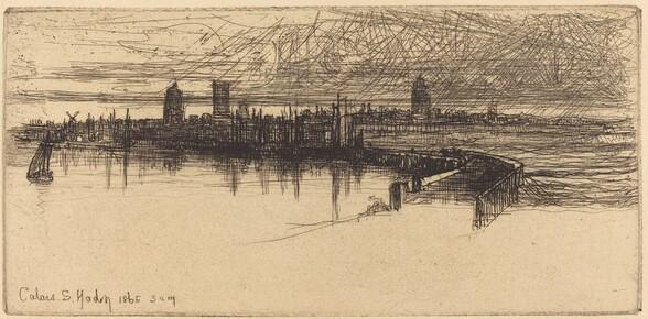 Little Calais Pier
