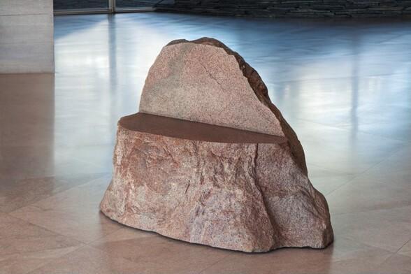 Rock Settee