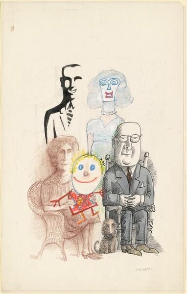 Untitled (Family Portrait)