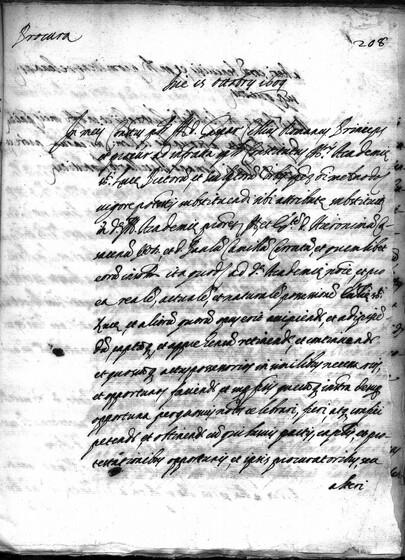 ASR, TNC, uff. 15, 1609, pt. 3, vol. 46, fol. 208r