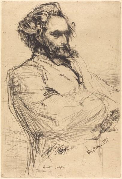 C. L. Drouet, Sculptor
