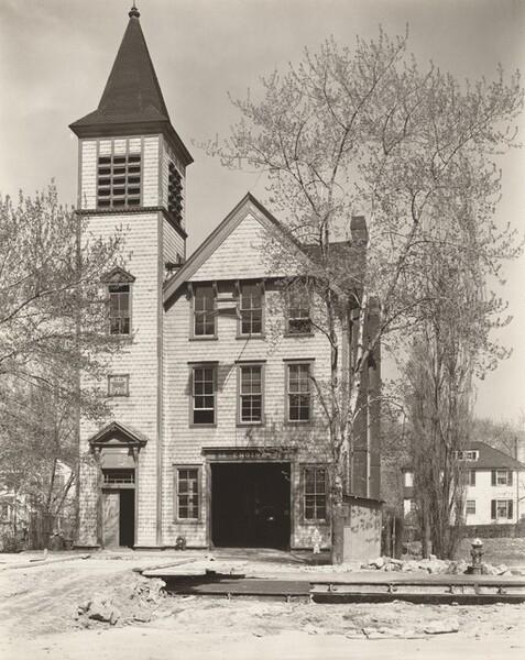 Firehouse 52: Spuyten Duyvil, Riverdale Avenue at 245th Street, Bronx